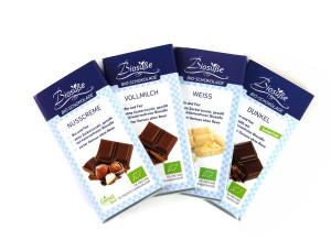 Schokolade alle
